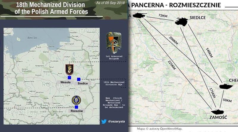 18 Железная механизированная дивизия Польши