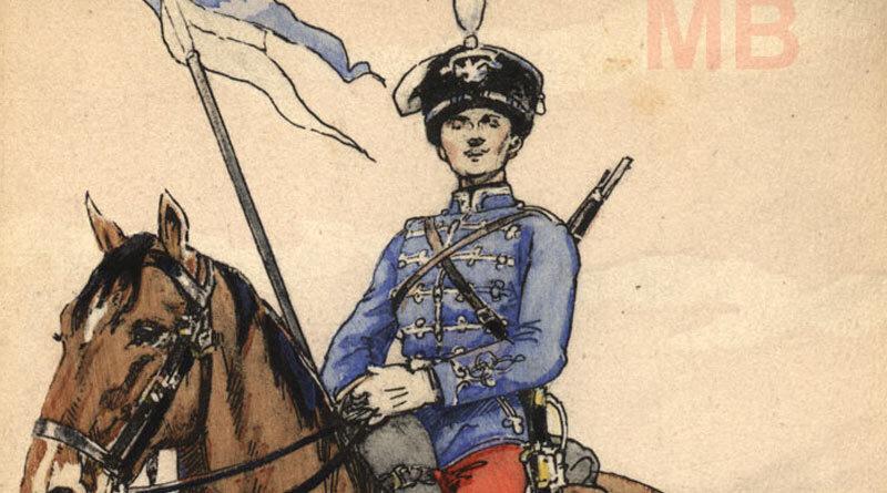 Гусар 7-го гусарского Белорусского императора Александра I полка