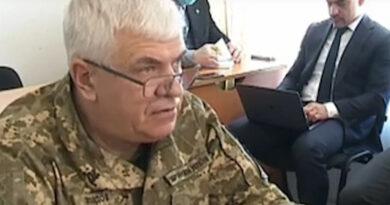 Командующий Воздушных сил ВС Украины Сергей Дроздов