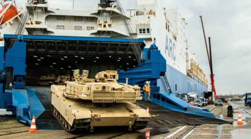 Танк НАТО