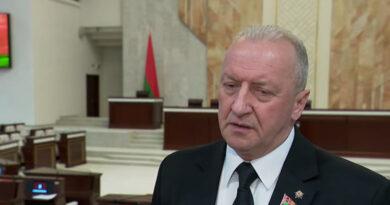 Депутат Олег Алексеевич Белоконев