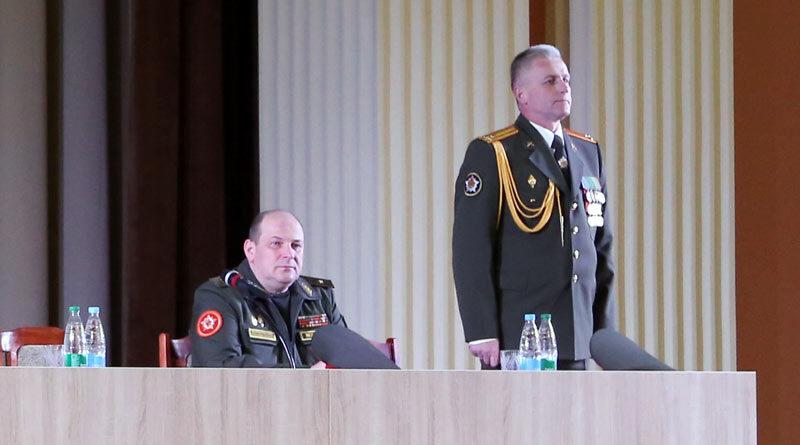 Полковник Андрей Михайлович Горбатенко