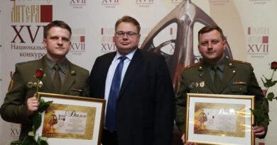 Военные журналисты Евгений Довгаль и Олег Некало