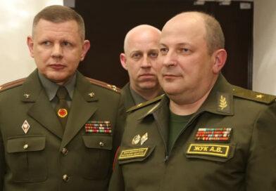 заместитель Министра обороны генерал майор Андрей Жук