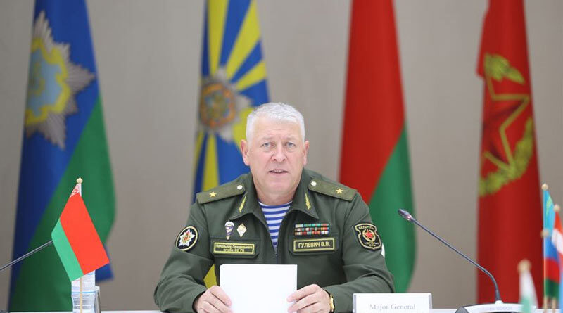 Генерал-майор Виктор Гулевич