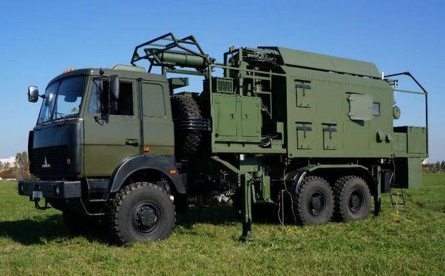 Р-934УМ Гроза (Гроза-6)