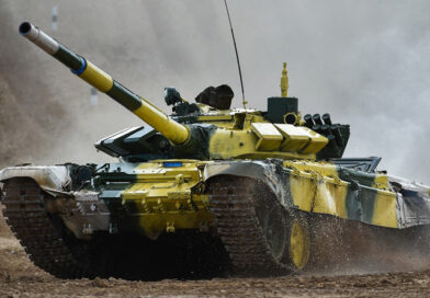 Танк Т-72-Б3