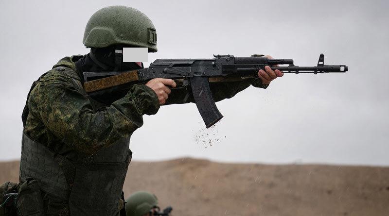 Военнослужащий 72 ОУЦ